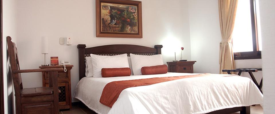 HABITACIÓN AVE DEL PARAÍSO Hotel Boutique San Antonio