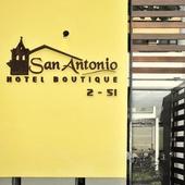 fachada Hotel Boutique San Antonio