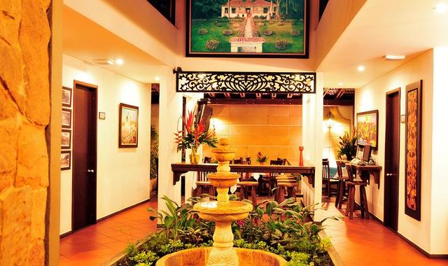 Servicios exclusivos Hotel Boutique San Antonio