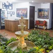 Lobby Hotel Boutique San Antonio